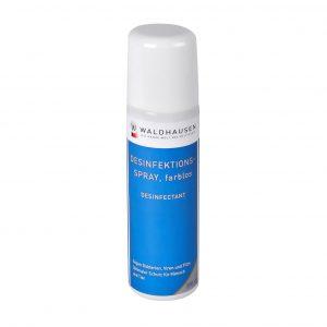 Waldhausen Desinfektions spray, farveløs