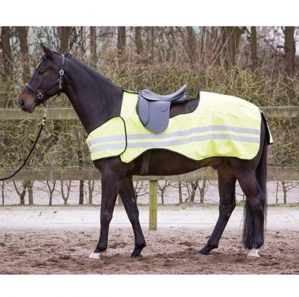 Harrys Horse Reflex Ridedækken