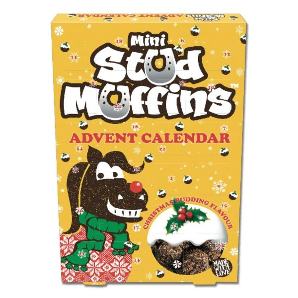 Stud Muffins Julekalender