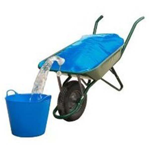 Dan Rider H2O vandpose til trillebør