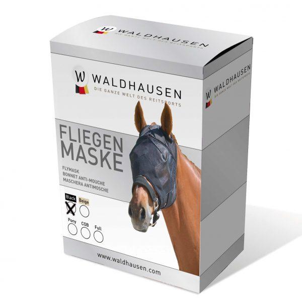 Waldhausen Fluemaske uden ører