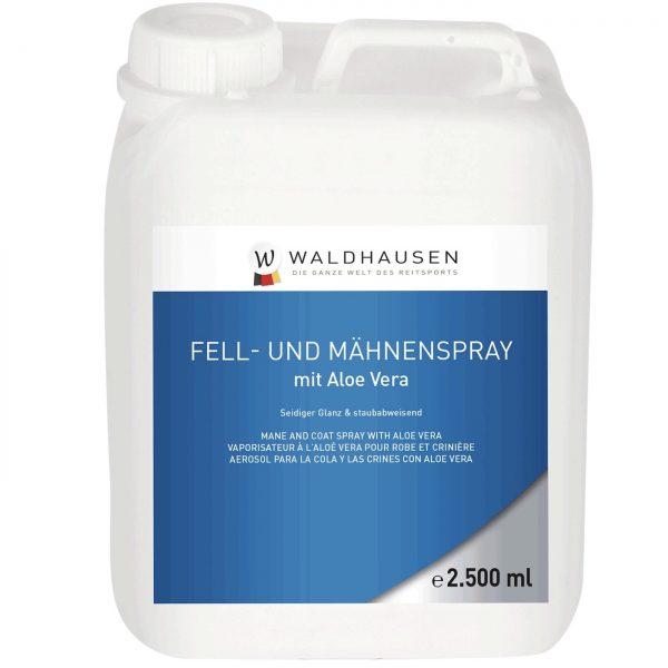 Waldhausen Man/hale spray med aloe vera. 2,5 liter